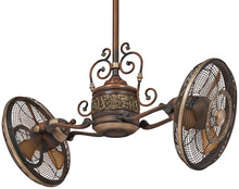 "Minka-Aire F502-BCW - TRADITIONAL GYRO™ - 42"" CEILING FAN"