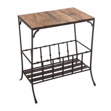 ELK Lifestyle 609923 - Highland Magazine Table