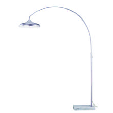 Vaxcel International L0005 - Bacio Instalux® LED Arc Lamp Satin Nickel